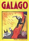 Cover for Galago (Atlantic Förlags AB; Tago, 1980 series) #31