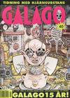 Cover for Galago (Atlantic Förlags AB; Tago, 1980 series) #40