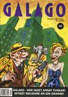 Cover for Galago (Atlantic Förlags AB; Tago, 1980 series) #42