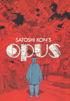 Cover for Satoshi Kon's Opus (Dark Horse, 2014 series)