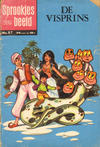 Cover for Sprookjes in beeld (Classics/Williams, 1957 series) #87