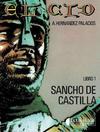 Cover for Imagenes de la historia (Ikusager Ediciones, 1979 series) #6 - El Cid 1  - Sancho de Castilla
