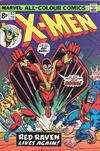 Cover for The X-Men (Marvel, 1963 series) #92 [British Price Variant]