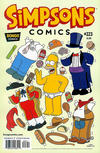 Cover for Simpsons Comics (Bongo, 1993 series) #223
