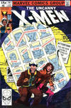Cover Thumbnail for The X-Men (1963 series) #141 [British Price Variant]
