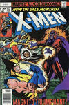 Cover for The X-Men (Marvel, 1963 series) #112 [British Price Variant]
