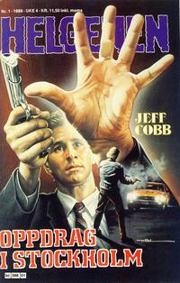 Cover Thumbnail for Helgenen (Semic, 1977 series) #1/1989