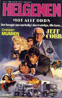 Cover Thumbnail for Helgenen (Semic, 1977 series) #12/1988