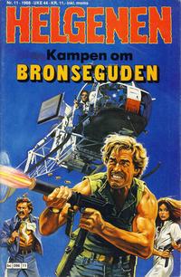 Cover Thumbnail for Helgenen (Semic, 1977 series) #11/1988