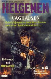 Cover Thumbnail for Helgenen (Semic, 1977 series) #9/1988