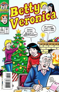 Cover Thumbnail for Betty and Veronica (Archie, 1987 series) #182 [Direct Edition]