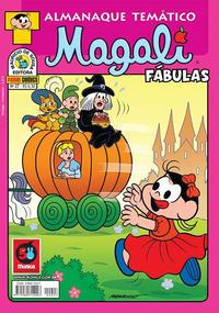 Cover Thumbnail for Almanaque Temático (Panini Brasil, 2007 series) #27 - Magali: Fábulas