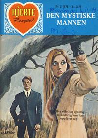 Cover Thumbnail for Hjerterevyen (Serieforlaget / Se-Bladene / Stabenfeldt, 1960 series) #2/1978