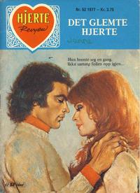 Cover Thumbnail for Hjerterevyen (Serieforlaget / Se-Bladene / Stabenfeldt, 1960 series) #52/1977