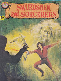 Cover Thumbnail for Swordsmen and Sorcerers (K. G. Murray, 1982 series)