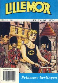 Cover Thumbnail for Lillemor (Serieforlaget / Se-Bladene / Stabenfeldt, 1969 series) #15/1991