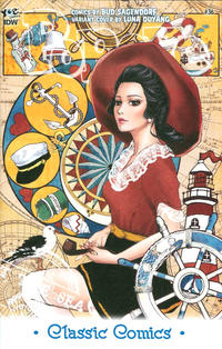 Cover Thumbnail for Classic Popeye (IDW, 2012 series) #36 [Luna Ouyang cover variant]