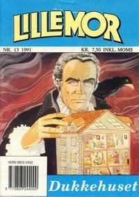 Cover Thumbnail for Lillemor (Serieforlaget / Se-Bladene / Stabenfeldt, 1969 series) #13/1991