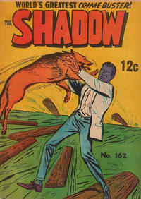 Cover Thumbnail for The Shadow (Frew Publications, 1952 series) #162