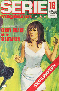 Cover Thumbnail for Seriemagasinet (Semic, 1970 series) #16/1986