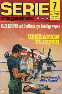 Cover Thumbnail for Seriemagasinet (Semic, 1970 series) #7/1986