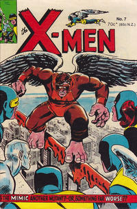 Cover Thumbnail for The X-Men (Yaffa / Page, 1978 ? series) #7