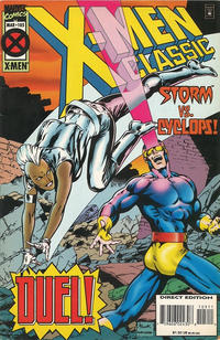 Cover Thumbnail for X-Men Classic (Marvel, 1990 series) #105 [Direct Edition]