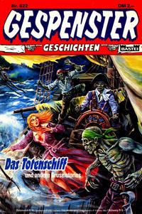 Cover Thumbnail for Gespenster Geschichten (Bastei Verlag, 1974 series) #622