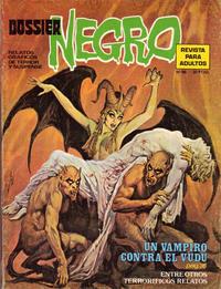 Cover Thumbnail for Dossier Negro (Ibero Mundial de ediciones, 1968 series) #66
