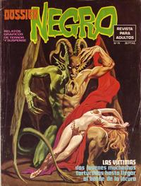 Cover Thumbnail for Dossier Negro (Ibero Mundial de ediciones, 1968 series) #75