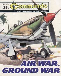 Cover Thumbnail for Commando (D.C. Thomson, 1961 series) #2153