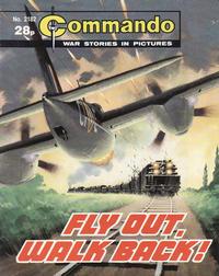 Cover Thumbnail for Commando (D.C. Thomson, 1961 series) #2182