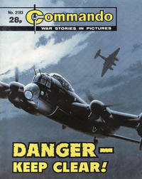 Cover Thumbnail for Commando (D.C. Thomson, 1961 series) #2183