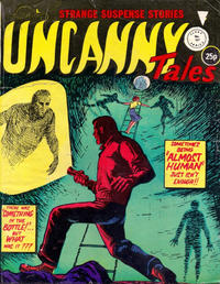 Cover Thumbnail for Uncanny Tales (Alan Class, 1963 series) #157