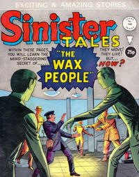 Cover Thumbnail for Sinister Tales (Alan Class, 1964 series) #186