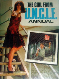 Cover Thumbnail for The Girl from U.N.C.L.E. Annual (World Distributors, 1968 series) #1968