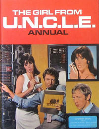 Cover Thumbnail for The Girl from U.N.C.L.E. Annual (World Distributors, 1968 series) #1969
