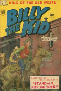 Cover Thumbnail for Billy the Kid (Superior Publishers Limited, 1950 series) #10