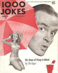 Cover Thumbnail for 1000 Jokes (Dell, 1939 series) #53