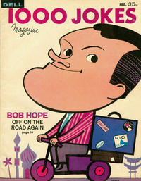 Cover Thumbnail for 1000 Jokes (Dell, 1939 series) #100
