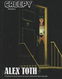 Cover Thumbnail for Creepy Presents Alex Toth (Dark Horse, 2015 series)