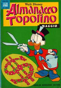 Cover Thumbnail for Almanacco Topolino (Arnoldo Mondadori Editore, 1957 series) #197