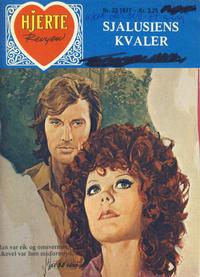Cover Thumbnail for Hjerterevyen (Serieforlaget / Se-Bladene / Stabenfeldt, 1960 series) #33/1977