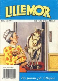 Cover Thumbnail for Lillemor (Serieforlaget / Se-Bladene / Stabenfeldt, 1969 series) #11/1991