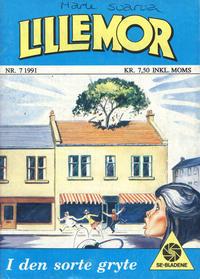 Cover Thumbnail for Lillemor (Serieforlaget / Se-Bladene / Stabenfeldt, 1969 series) #7/1991