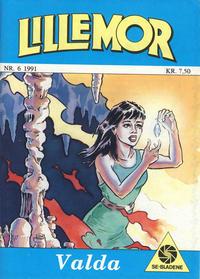 Cover Thumbnail for Lillemor (Serieforlaget / Se-Bladene / Stabenfeldt, 1969 series) #6/1991