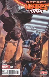 Cover Thumbnail for Secret Wars 2099 (Marvel, 2015 series) #4