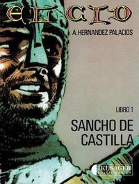 Cover Thumbnail for Imagenes de la historia (Ikusager Ediciones, 1979 series) #6 - El Cid 1  - Sancho de Castilla