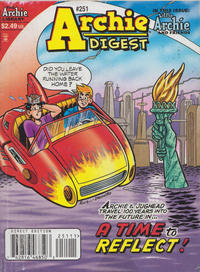 Cover Thumbnail for Archie Comics Digest (Archie, 1973 series) #251 [Direct Edition]