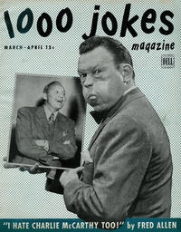Cover Thumbnail for 1000 Jokes (Dell, 1939 series) #38